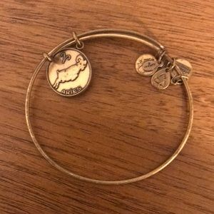 Alex and Ani Aries Bracelet
